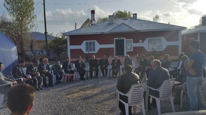 Saadet Partisi Adaylarından Mahalle Ziyaretleri