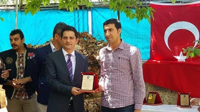 İdil'de Satranç Töreninde Ödüller Sahiplerini Buldu