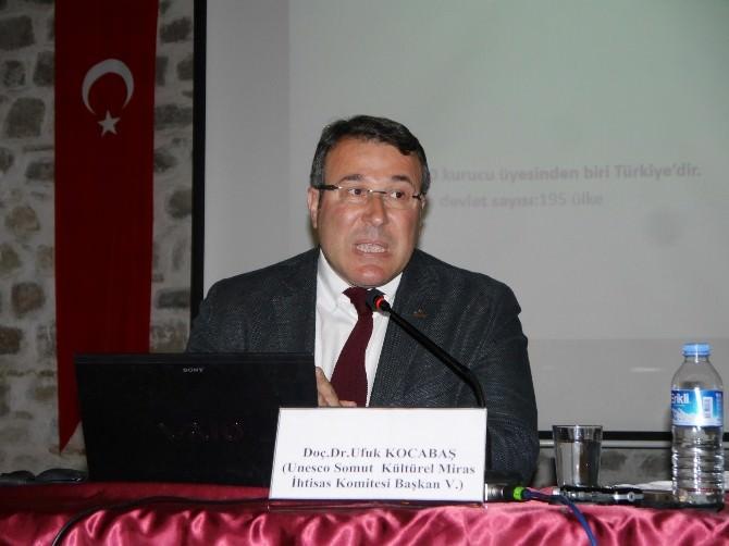 Edirne'de Müzeler Günü'nde UNESCO Alanları Anlatıldı