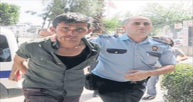 Vatandaş yakaladı polis gözaltına aldı