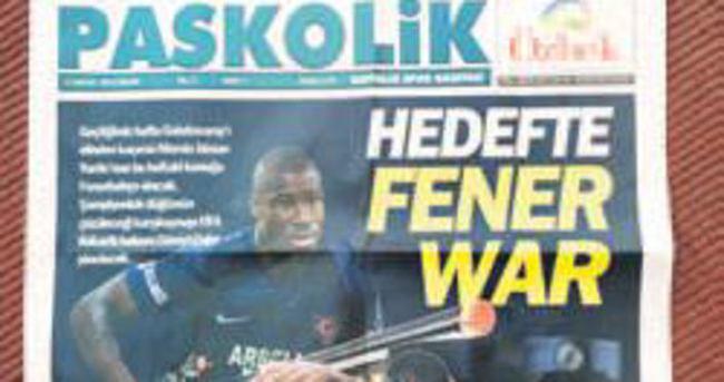 Sniper manşeti PFDK'ya gidiyor