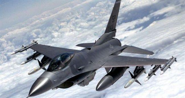 Suriye sınırında Türk jetlerine taciz