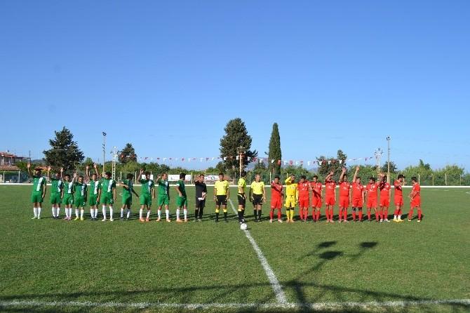 19 Mayıs Gençlik Kupası Datça İskele Gençlik'in Oldu