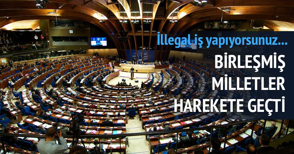 BM'DEN İSRAİL'İN İLLEGAL YERLEŞİMLERİNE SERT TEPKİ
