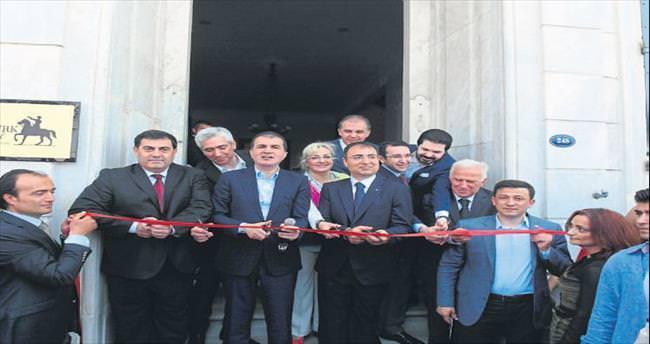 İzmir Atatürk Müzesi açıldı