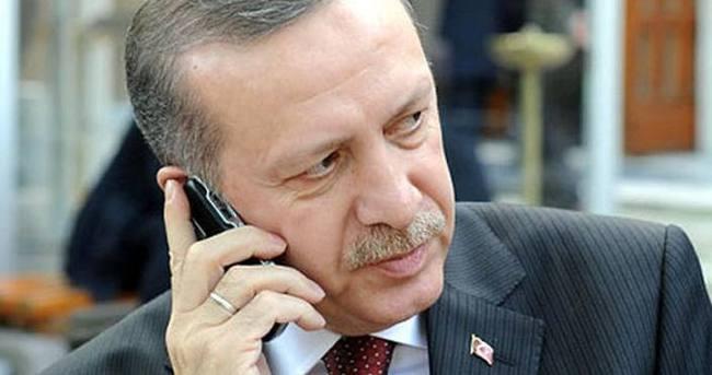 Erdoğan'dan Mutlu Kaya'nın babasına geçmiş olsun telefonu