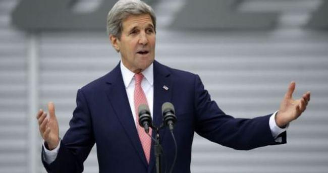 Kerry: Bunun geri vitesi yok