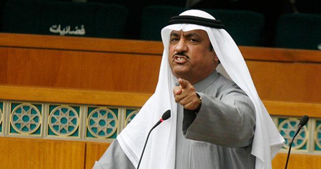 Kuveyt'te muhalefet liderine hapis