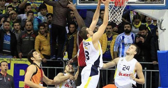 Fenerbahçe Ülker – Galatasaray LH Türkiye Basketbol Ligi Maçı Ne Zaman Saat Kaçta Hangi Kanalda