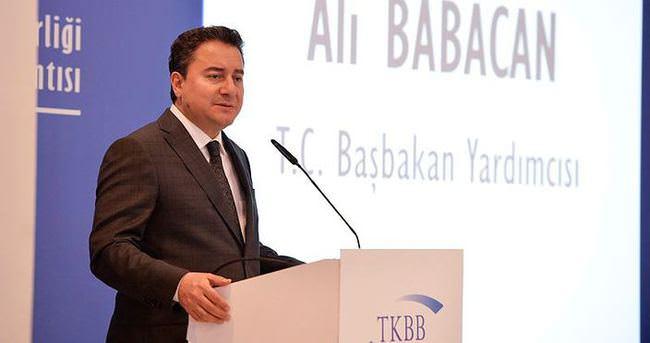 Ali Babacan'dan grev yorumu