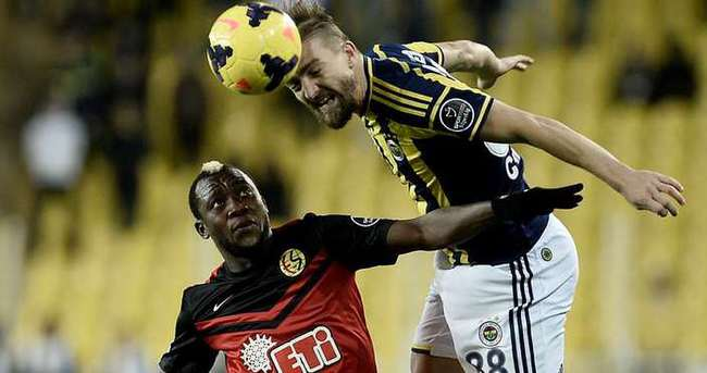 Eskişehirspor'da Sissoko kadro dışı bırakıldı