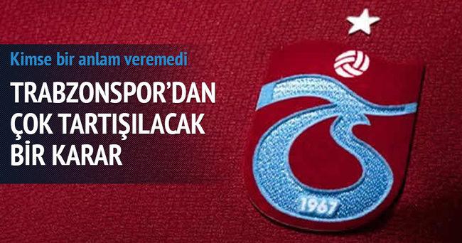 Trabzonspor'dan Avrupa Ligi kararı!