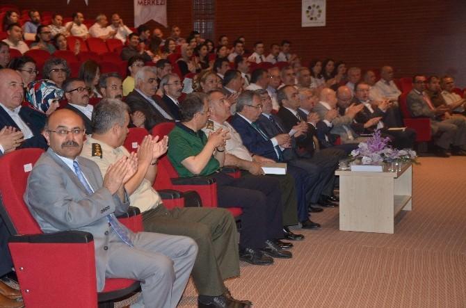 2015 Türkiye Doğal Beslenme Ve Yaşam Boyu Sağlık Zirvesi Bilecik'te Başladı