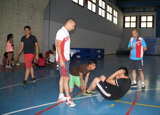 Kano Ve Kürek Spor Eğitim Merkezi Seçmeleri