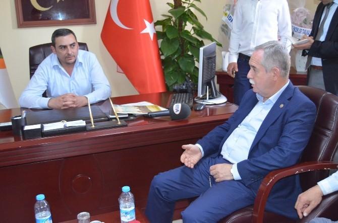 AK Partili Berber: Yemde Vergiyi Yüzde Bire İndireceğiz