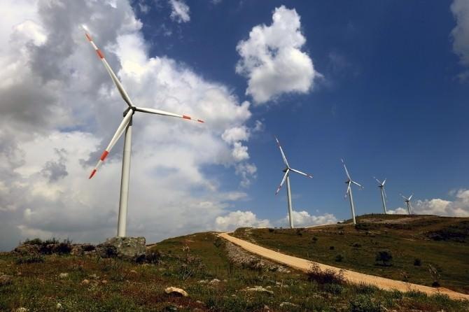 Rüzgar Enerjisinde Balıkesir Ve Çanakkale Lider