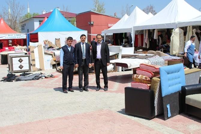 Erzurum'da Anlamlı Kermes