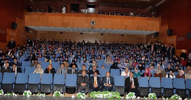 Gümüşhane Fatih Anadolu İmam Hatip Lisesi Vuslat-ı Nebi Programı Düzenledi