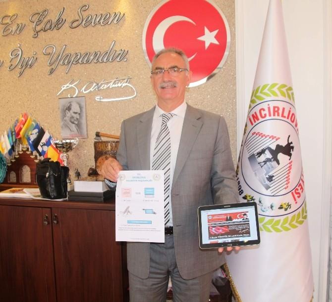 İncirliova Belediyesi'nde 'E Evrak' Dönemi Başladı