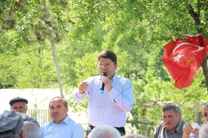 AK Parti Millet Vekili Tunç: