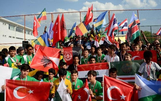 Konya'dan Dünya Barışına Katkı