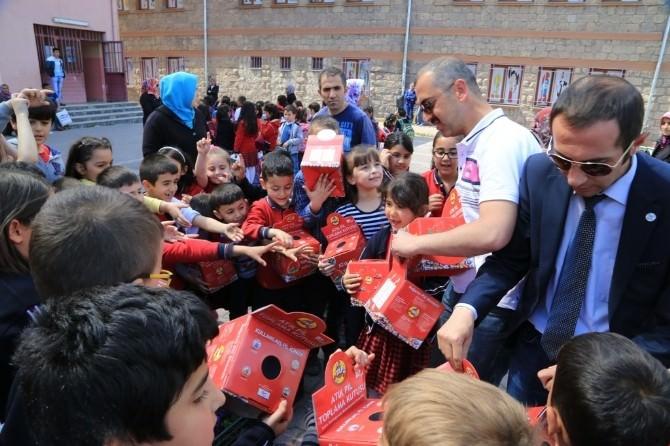 Mehmet Miraboğlu İlkokulunun Anlamı Çalışması