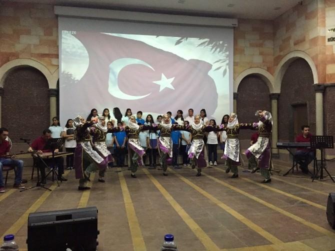 Nevşehir'de Müzik Şöleni