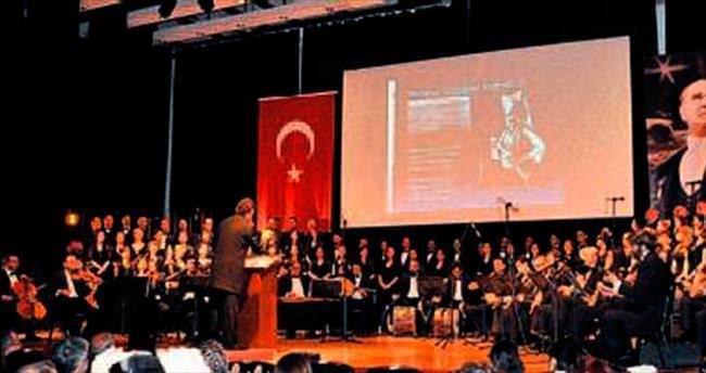Klasik Türk Müziği Korosu'ndan konser