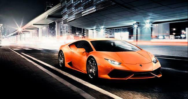 Lamborghini'nin yeni efsanesi Huracan