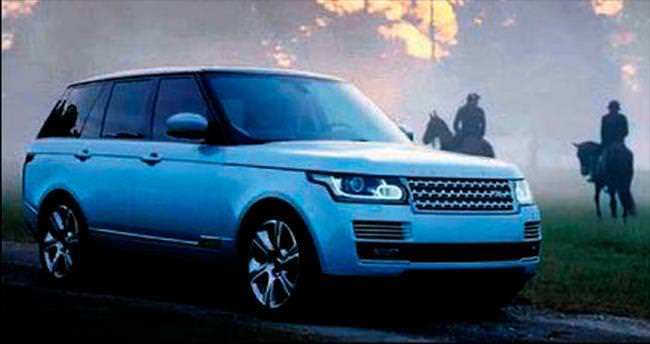 Range Rover'da dizel hibrit devrimi