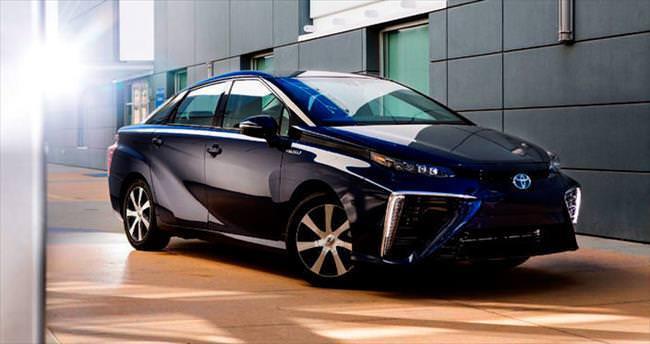 Toyota'dan hidrojen devrimi