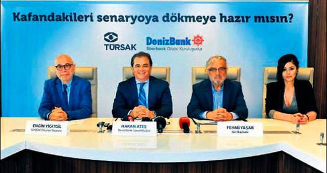 Denizbank ve TÜRSAK yeni yetenekleri keşfedecek