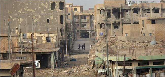 Ramadi'yi kurtaracak gönüllüler aranıyor