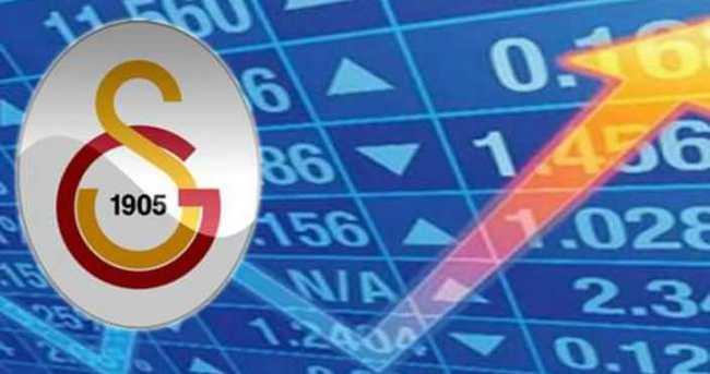 Borsada Galatasaray'ın yükselişine otomatik fren