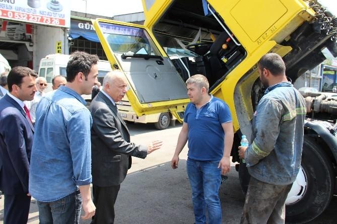 """Özbakır: """"Hedefim Zonguldak'ı Teşvikte 5. Sıraya Aldırmak"""""""