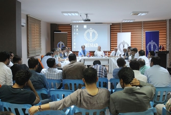 Mardin Ekonomisi Masaya Yatırıldı