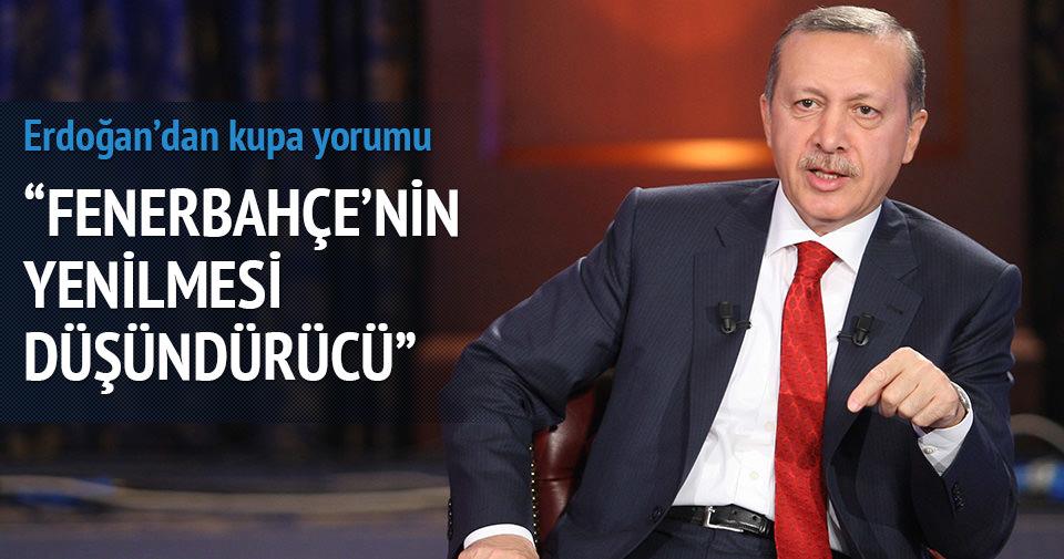 Cumhurbaşkanından Fenerbahçe Bursaspor maçı yorumu