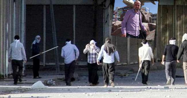 HDP'den gazeteciye şok tehdit