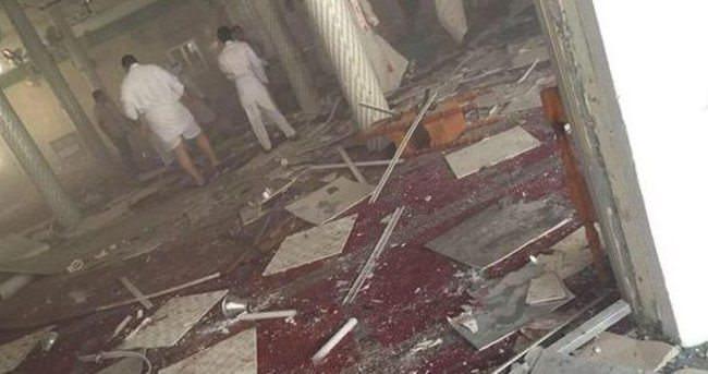 S.Arabistan'da camiye bombalı saldırı: 15 ölü
