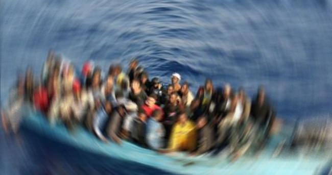 Myanmar denizde mahsur kalan 208 göçmeni kurtardı