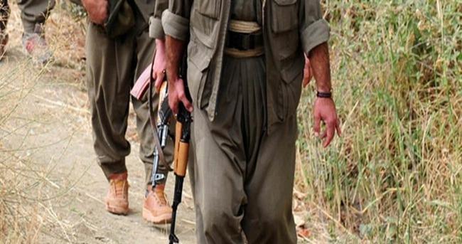Şırnak'ta bir terörist teslim oldu