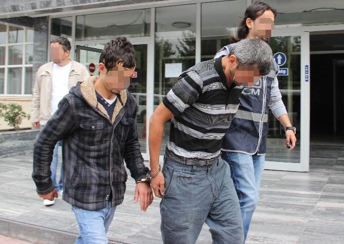 120 Kilo Esrarla Yakalanan Aileye Ceza Yağdı
