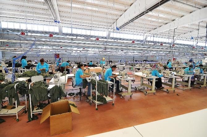 Newtex Tekstil'den Çorum OSB'ye Yatırım