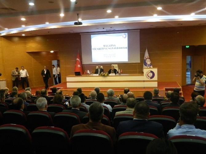 İSO Ve TSO Arasında Kardeş Oda Protokolü İmzalandı