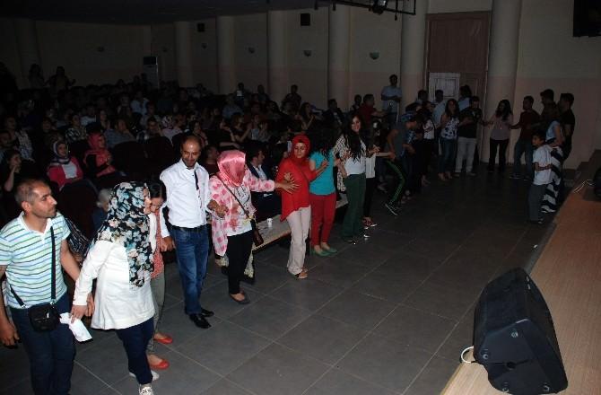 Midyat'ta Öğretmenlerden Müzik Resitali
