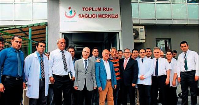 İzmir'e 5. ruh sağlığı merkezi