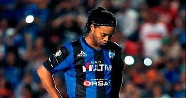 Ronaldinho depremi