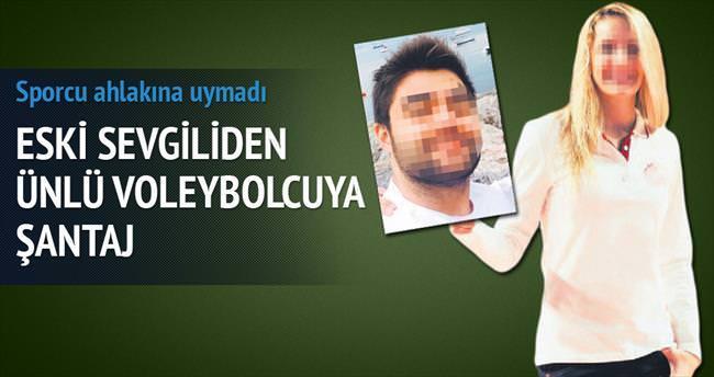 Voleybolcuya şantaja 9.5 yıl hapis istemi