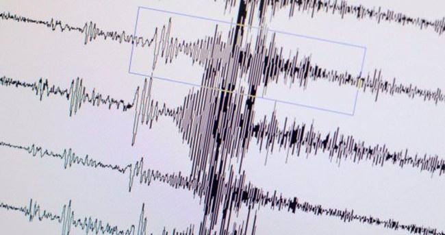 Akdeniz'de 3.6'lık deprem