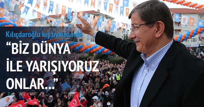 Başbakan: Kılıçdaroğlu kış uykusunda